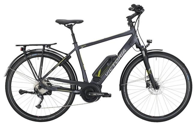 E-Bike Victoria eTrekking 6.4 Herren darkgrey matt/yellow 2019