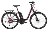 E-Bike Victoria eTrekking 6.3 Deep blackberry/white
