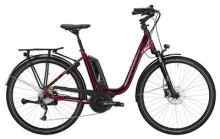 E-Bike Victoria eTrekking 6.3 Deep blackberry/white