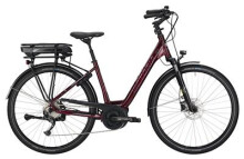 E-Bike Victoria eTrekking 6.3 Wave blackberry/white