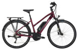 E-Bike Victoria eTrekking 6.3 Trapez blackberry/white
