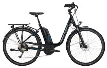 E-Bike Victoria eTrekking 6.3 Deep black/skyblue