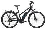 E-Bike Victoria eTrekking 6.3 Trapez black/skyblue