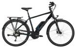 E-Bike Victoria eTrekking 6.3 Herren black/skyblue