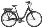 E-Bike Victoria eTrekking 5.10 SE Deep black matt/limegreen