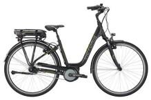 E-Bike Victoria eTrekking 5.9 SE Deep black matt/limegreen