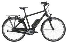 E-Bike Victoria eTrekking 5.9 SE H Herren black matt/limegreen