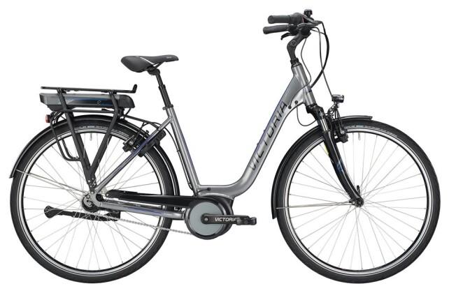 E-Bike Victoria eTrekking 5.6 SE Deep hazygrey/blue 2019