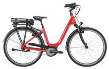 E-Bike Victoria eTrekking 5.5 SEC Deep raspberry red/black