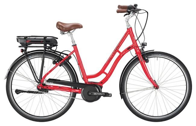 E-Bike Victoria eRetro 5.8 SE Nostalgie red/ lightgrey 2019