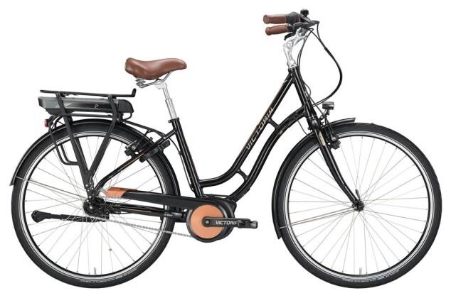 E-Bike Victoria eRetro 5.6 SE Nostalgie black/creme 2019