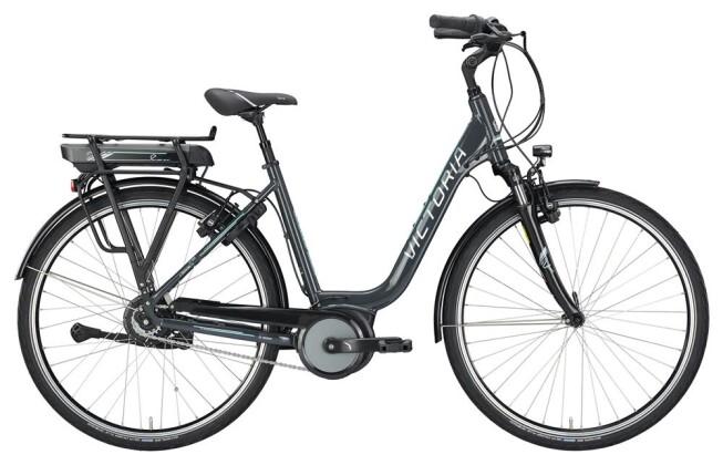 E-Bike Victoria eTrekking 5.11 SE Deep anthrazit/white 2019