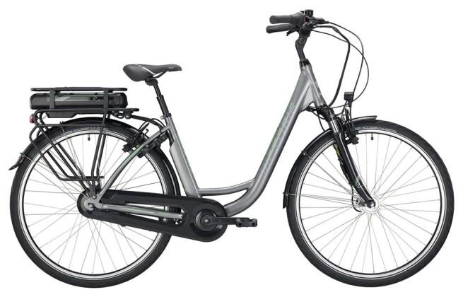 E-Bike Victoria eClassic 3.1 H Deep darkgrey/limegreen 2019