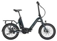 E-Bike Victoria eFolding 7.3 Unisex granitgrey/coolgrey/blue