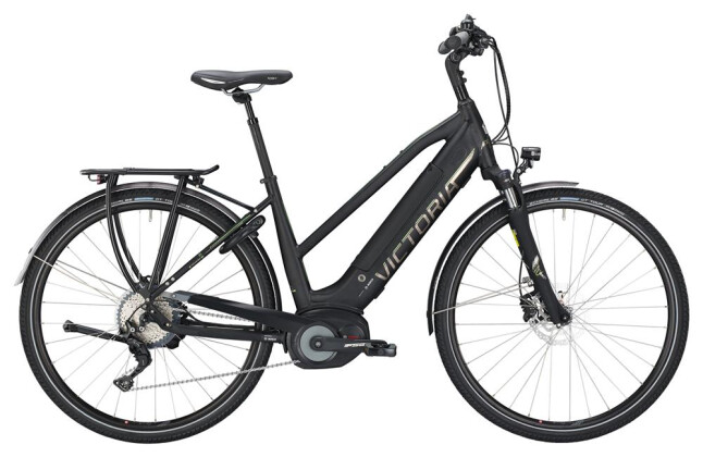 E-Bike Victoria eTrekking 12.9 Trapez 2019