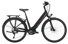 E-Bike Victoria eTrekking 12.8 Wave black matt/red
