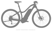 E-Bike Haibike SDURO Cross 3.0 Damen