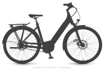 E-Bike Winora Yucatan i9 Einrohr