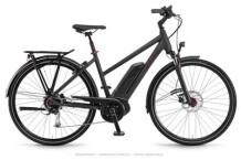 E-Bike Winora Sinus Tria 9 Schwarz Damen