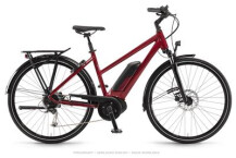 E-Bike Winora Sinus Tria 9 Lasurrot Damen
