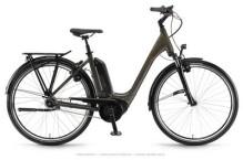 E-Bike Winora Sinus Tria N8 Mineralbraun