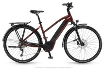 E-Bike Winora Sinus i10 Piemontrot Damen
