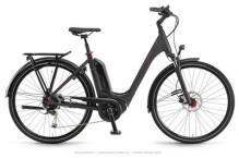 E-Bike Winora Sinus Tria 9 Schwarz Einrohr