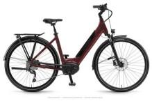 E-Bike Winora Sinus i10 Piemontrot Einrohr