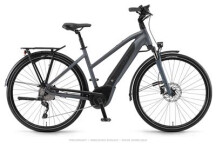 E-Bike Winora Sinus i10 Dullgray Damen
