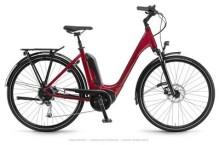 E-Bike Winora Sinus Tria 9 Lasurrot Einrohr