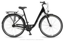 Citybike Winora Holiday N7 Schwarz Einrohr