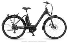 E-Bike Winora Sima 7 400 Schwarz