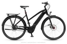 E-Bike Winora Sinus iR8 Onyxschwarz Damen