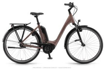 E-Bike Winora Sinus Tria N7 eco Malve