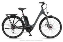 E-Bike Winora Sinus Tria 8 Dullgray Einrohr