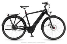 E-Bike Winora Sinus iR8 Onyxschwarz Herren
