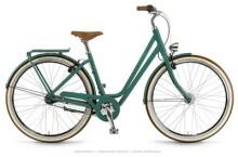 Citybike Winora Jade N7 Opalgrün