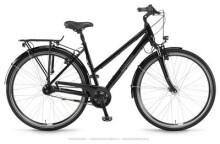 Citybike Winora Holiday N7 Schwarz Damen
