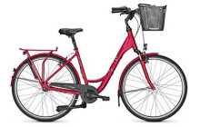 Citybike Raleigh UNICO LIFE rot