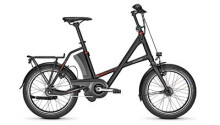 E-Bike Raleigh LEEDS COMPACT schwarz