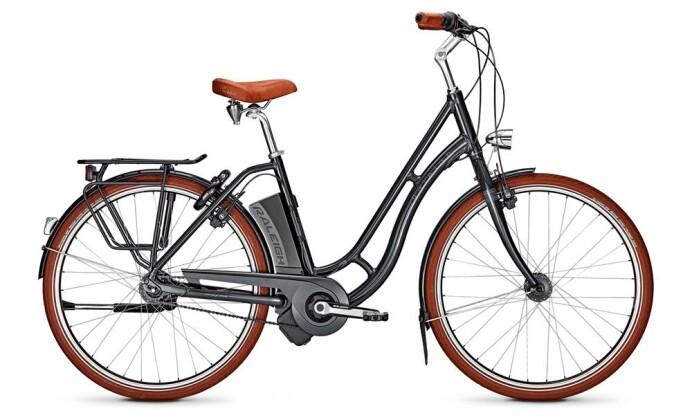 E-Bike Raleigh DOVER CLASSIC grau 2019