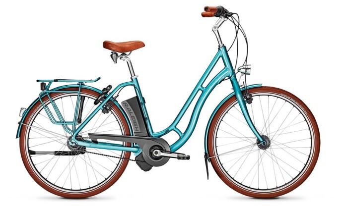 E-Bike Raleigh DOVER CLASSIC eisblau 2019