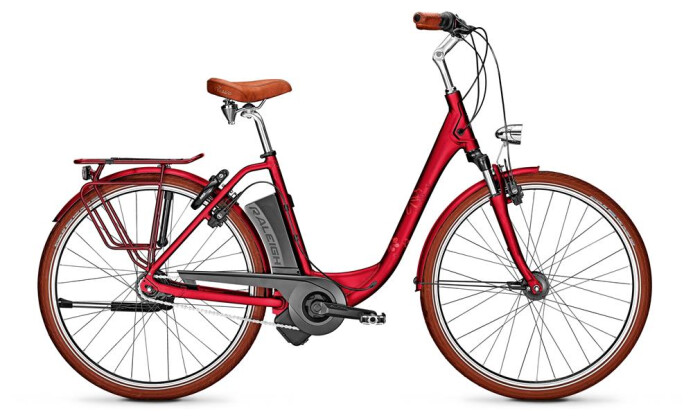 E-Bike Raleigh DOVER 7 HS EDITION rot 2019