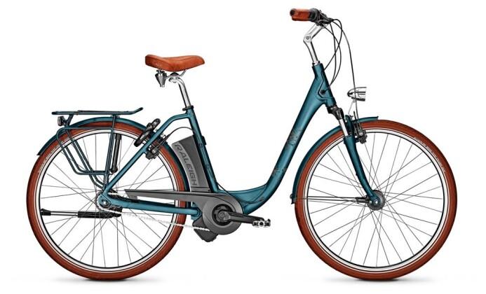 E-Bike Raleigh DOVER 7 HS EDITION blau 2019