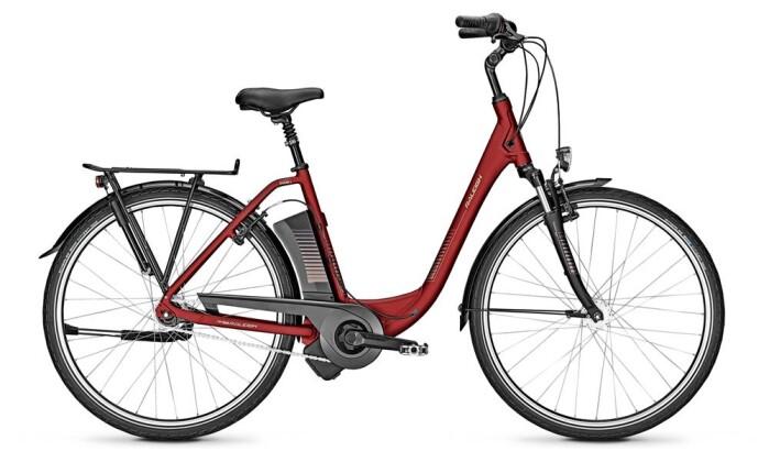 E-Bike Raleigh DOVER 7 rot 2019