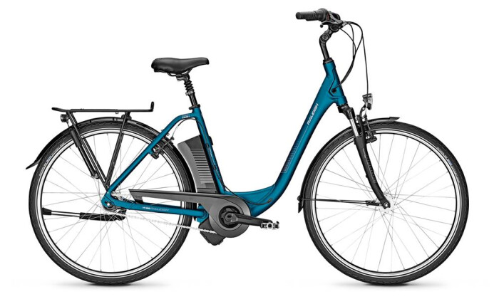 E-Bike Raleigh DOVER 7 blau 2019