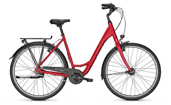 Citybike Raleigh DEVON 8 Wave red 2019