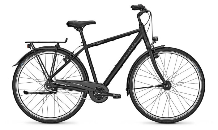 Citybike Raleigh DEVON 8 Diamant 2019