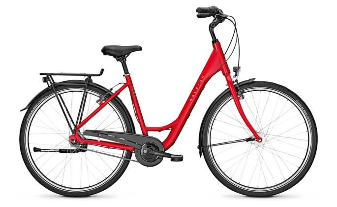 Citybike Raleigh DEVON 7 Wave red 2019