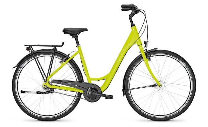 Citybike Raleigh DEVON 7 Wave green 2019